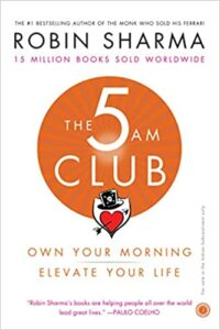 the 5 am club book cover photo