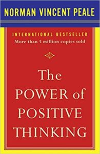the power of positive thinking book cover photo