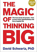 the magic of thinking big book cover photo