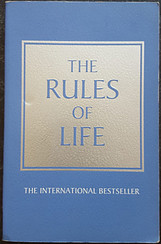 The Rules of life book cover photo
