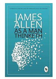 as a man thinketh book cover photo