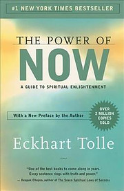 The power of now book cover photo
