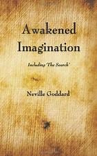 Awakened Imagination Book cover photo