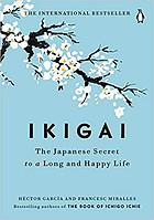 Ikigai book cover photo
