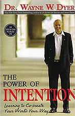 the power of intention book cover photo