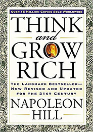 think and grow rich book cover photo