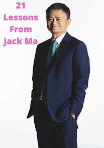Jack Ma's Photo