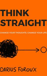 Think Straight book cover photo