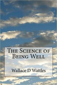 the science of being well book cover photo