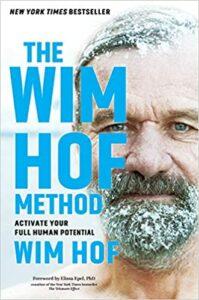 the wim hof method book cover photo