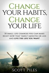 Change your habits, change your life book cover photo
