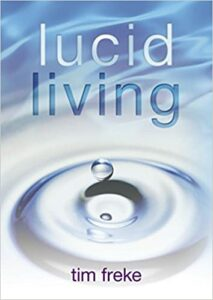 Lucid living Book cover photo