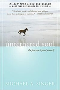The Untethered Soul Book cover photo
