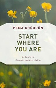 Start Where You Are Book Cover Photo