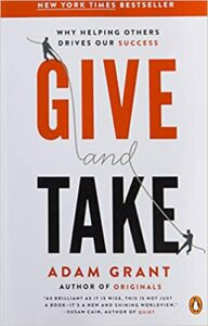 Give and Take Book Cover Photo