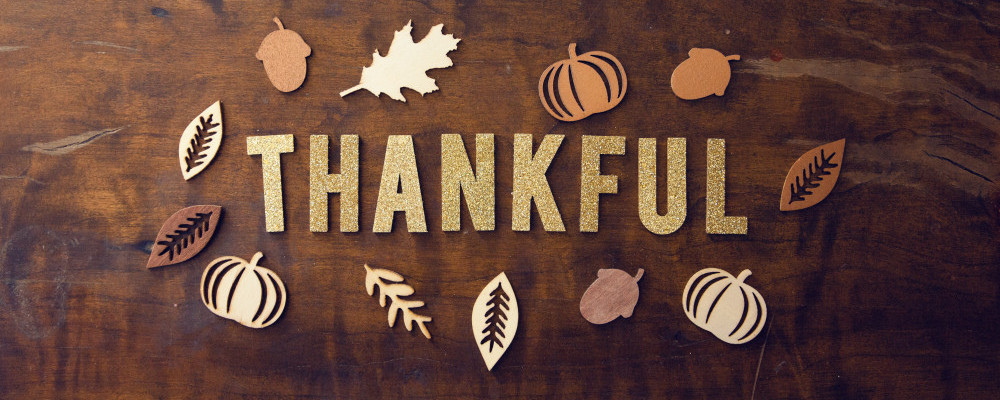 thankful word image