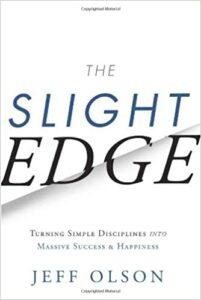 The Slight Edge Book Cover Photo