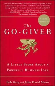 the go-giver book cover photo