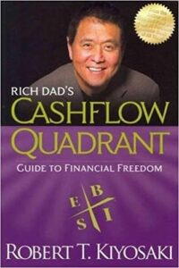 Rich Dad's Cashflow Quadrant Book cover photo