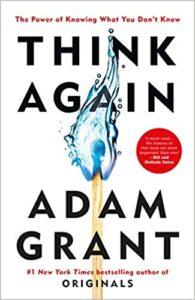 Think again book cover photo