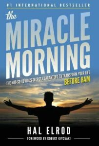 The Miracle Morning Book Cover Photo